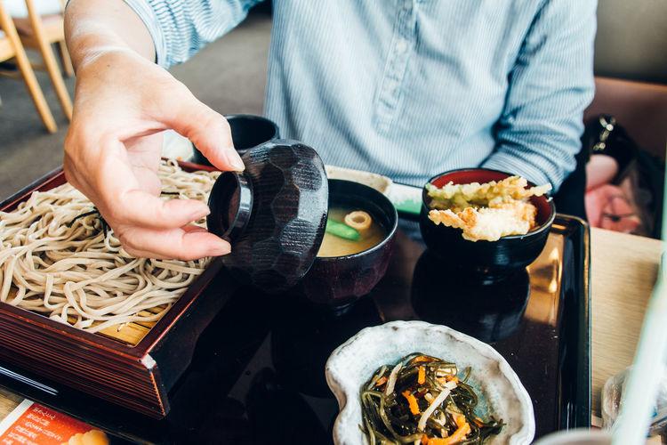 Eating Japan