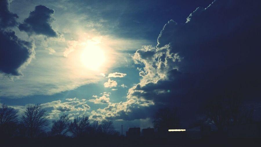 sky High☁☁