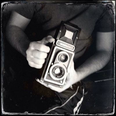 christmas is for giving antique cameras to those I love #christmas #brooklyn #nyc #photography #camera NYC Camera Christmas Photography Brooklyn
