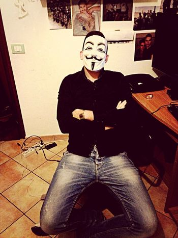 Anonymous ✌️ 23!
