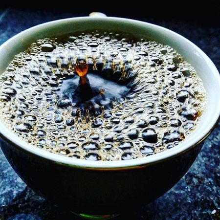 Time for Coffee Chemex Pourover V60 Goodmorning Macro Beauty