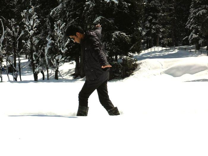 Winter's Beauty Snow Snowwalk Snowwalking Chilling White Whitesnow Love Nature Scenics