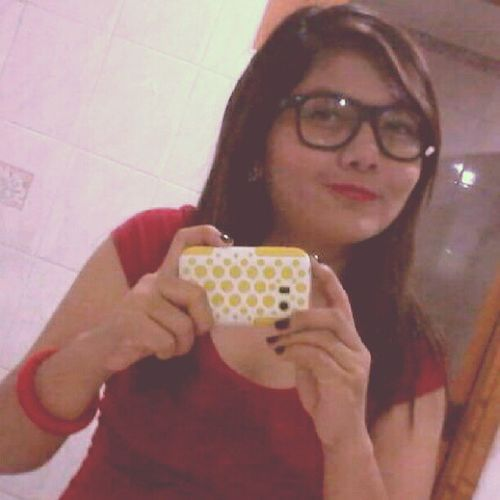 THURSDAY SHIFT, GV PLEEASE! :) Everything Red Redlips RedShirt  redbangles
