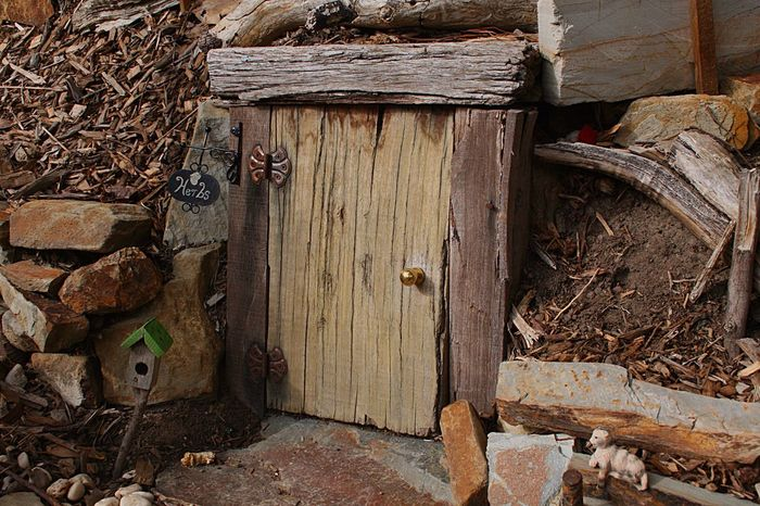 Fairy door Fairy Door Fairy House Miniture Fairy Door