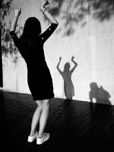 Light And Shadow Couples❤❤❤ Blackandwhite Summer