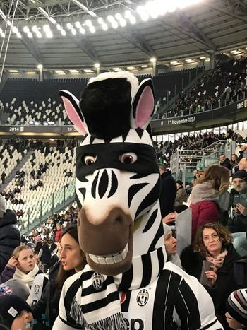 The Mask Stadium Juve My Passion