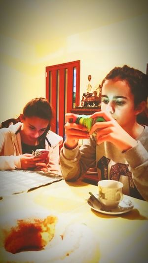 Concentrate al massimo😂😂 Istagram=aury_arturelly