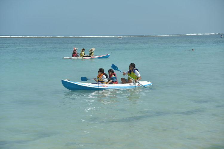 canoe Travel