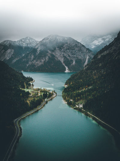 Drone  Drones Lakeview Beauty In Nature Day Drone Photography Dronephotography Droneshot Lake Lake View Lakeshore Lakeside Landscape Mountain Mountain Range Nature No People Outdoors Reflection Scenics Sky Tranquil Scene Tranquility Water Waterfront
