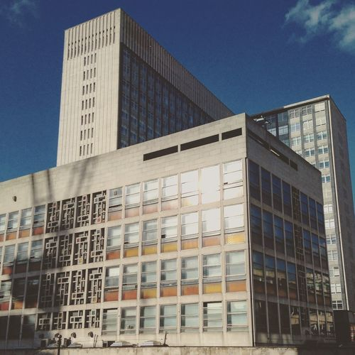 Architecture Building Building Exterior Built Structure City City Life Exterior Imposing Lcf London School Of Fashion Modern Monument Office Building Outdoors Scale  Tall - High Ual Urban
