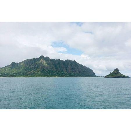 TBT  | What a year. Thanks for the memories, 2015. Stokedonlife Positiveoutlook Oahu Hawaiinei Koolaus Mokolii Kaneohe Hivibes 2015memories