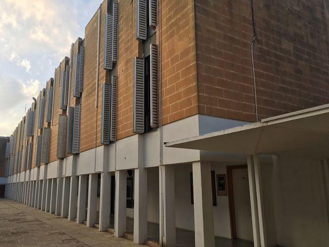 Architecture University Of Malta European University Maltese University Built Structure Architecture Of Malta