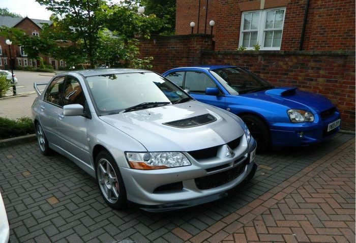 Friends cars evo & scooby Scooby Evo Fast Cars Japs The Only Way