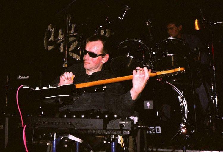 Martin Disabled Wheelchair Guitarist Disabled Guitarist. No Legs Legs