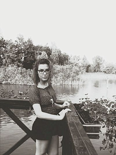Black & White Oldphoto Oldtime Outfit Outside Landscape #Nature #photography Melancholic That's Me Summertime Sadness