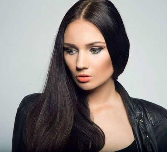Beautiful Makeupartist Glamourstyle Girl Studiophotography Rigaphotography