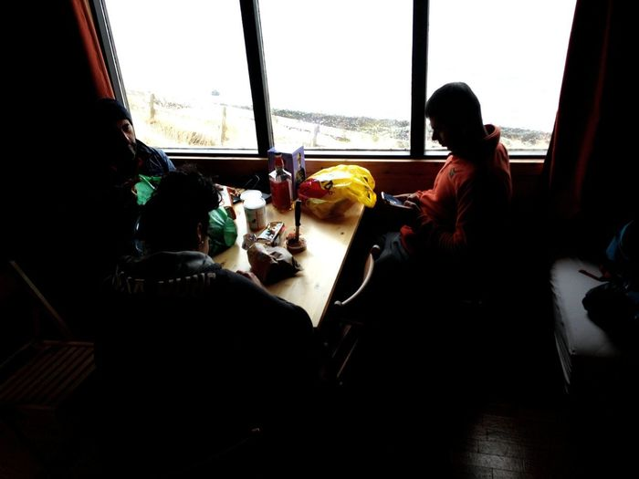 Iceland From Above  Tourists Window Indoors  Real People Women Transportation Sitting Table Day Group Of People Adult Men People Lifestyles Togetherness Glass - Material Travel Adults Sitting At The Table Sitting At Home