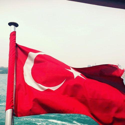Istanbul #turkiye Istanbul City Istanbulbogazi Istanbullife şanlıtürkbayrağı Bayrağım.. Bayragımızdalgalanıyor