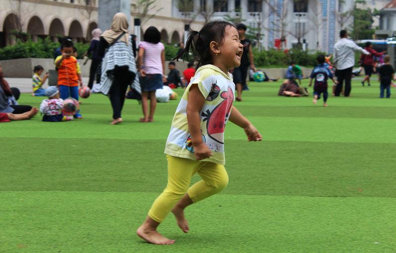 Kid and run Human Face Kisphotography KIDPHOTOS Wonderfulindonesia WonderfulIndonesiakids Running Time Landofkids Canon1200d
