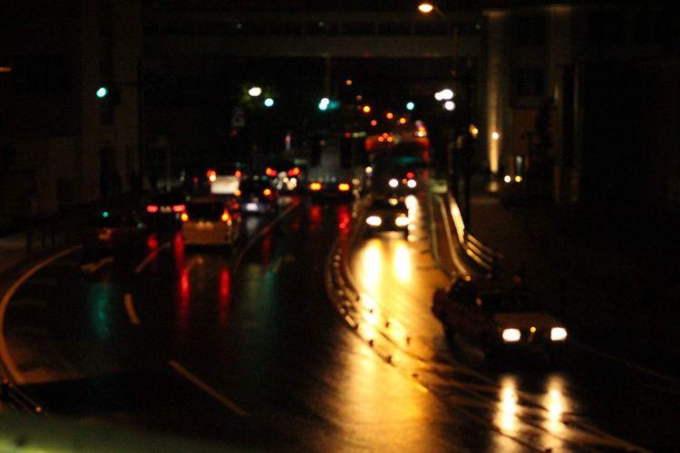 ボケ味 ボケ味ふぇち ボケ写真 ボケボケシリーズ 夜景 Japan 横浜 EOS Kiss X7 Canon 写真好きな人と繋がりたい カメラ女子 一眼レフがある生活 お写んぽ