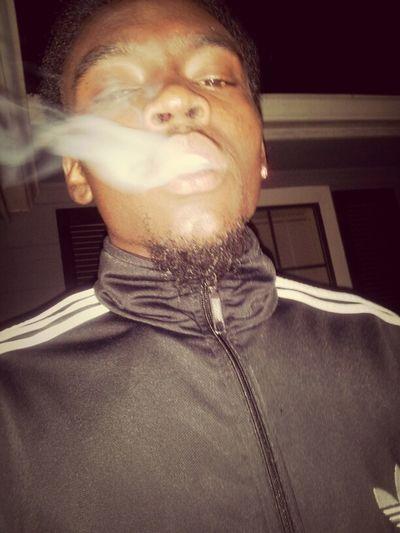 Smoking Gas