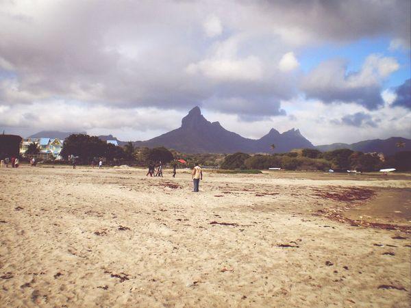 Tamarin Beach Mauritius