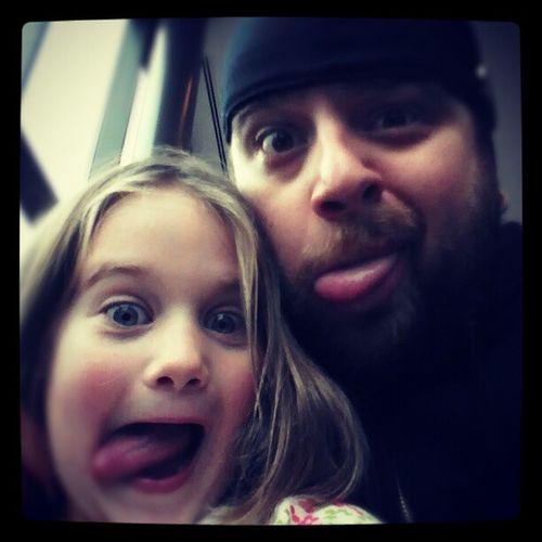 Zoey and I at Cavalcadeofcustoms Cincinnati Koi