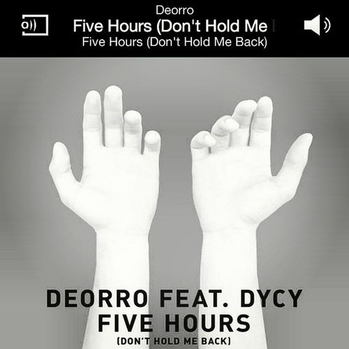 Get me through the night, amazing track. Deorro Fivehours Dycy Latenight track music