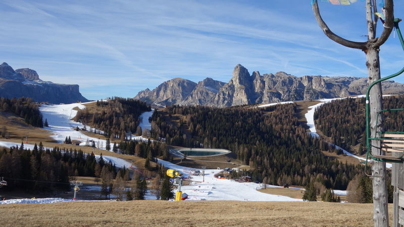 Alps Amazing Amazing View Autumn Colors Beauty In Nature Italy Italy❤️ Landscape Leisure Activity Leisure Time Mountain Mountain Range Mountains Nature Nature Scenics Selva Di Valgardena Ski Slope Snow Taking Photos Taking Pictures Vacation Vacations Winter Wintertime