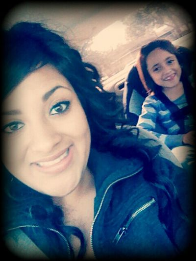 Hanging Out With My Sis
