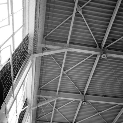 Gym ceiling 体育館 体育館の天井 Gym Ceiling Ceiling City Full Frame Backgrounds Modern Pattern Girder Architecture Building Exterior Built Structure