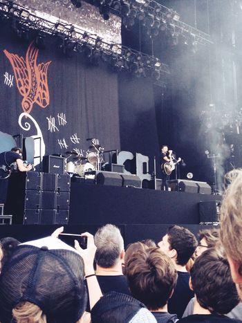 Rise Against Rock Werchter