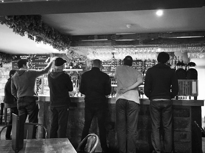 Barflys Taphouse Beer People Blackandwhite Photography