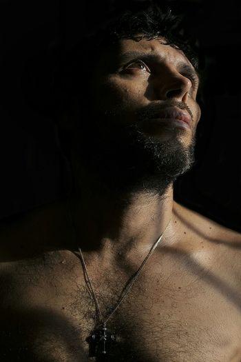 ... EyeEm Best Shots - People + Portrait Portraiture Light And Shadow Portrait