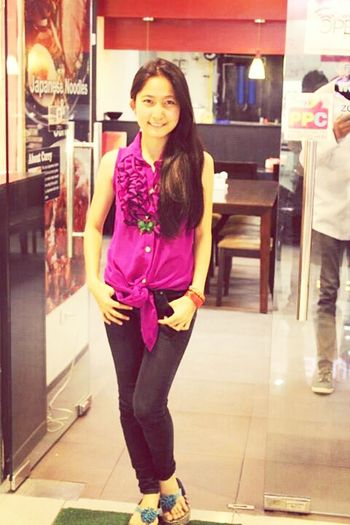 Violet Outfit #OOTD Happygolucky Check This Out