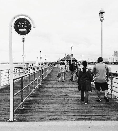 Where to? Black And White Bridge Coronado Island Ferryboat Sandiego_ca Eyeem Philippines EyeEm Bnw Eye
