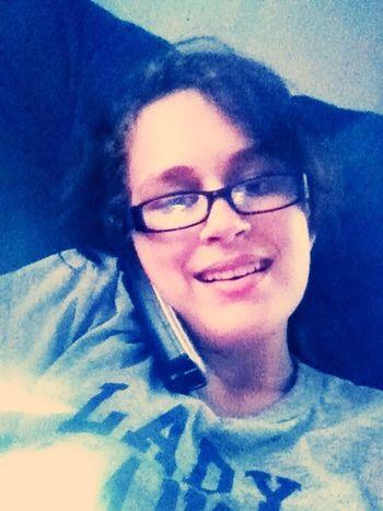 looking horrible but a smile change everything Enjoying Life