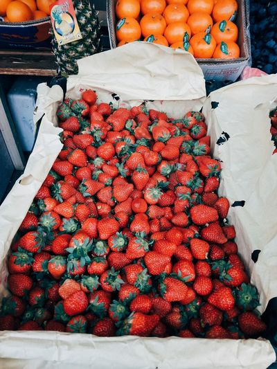 🍓 Strawberry First Eyeem Photo