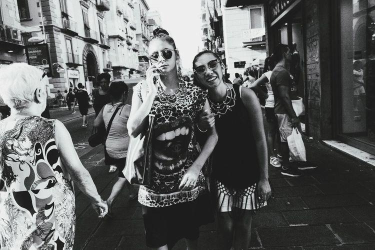 Traveling Check This Out Eye4black&white  Eye4photography  Taking Photos The Street Photographer - 2015 EyeEm Awards Napoli Streetphotography Naples People