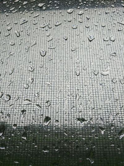 Full Frame Backgrounds Day No People Textured  Pattern Close-up Outdoors Raindrops Raindrops On My Window RainDrop Raindropshot Rain On Screen Raindrops On Screen Rain Rainy Days Rainy Season Florida Rain Rainy Day Rain Drops Rainy Raining Water Water Droplets H20 Perspectives On Nature