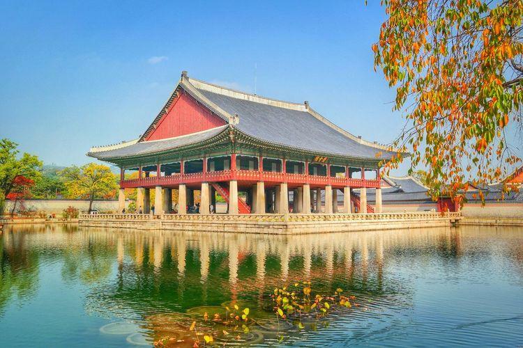 Korea Goodplace in Kyungbokgung dahye's pic
