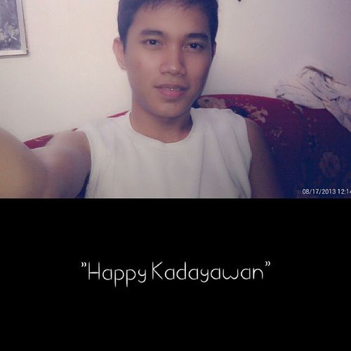 """Happy Kadayawan"" Davao Selfie Afternoon Bored Gustokomulaagkaronlangjud Instapic Igers 81713"