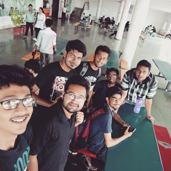 Saturday Training Lunchbreak Canteen happyus groupfie jairaj'sNewPhone MI4™ instalove