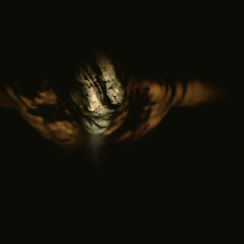 Close-up of dark background