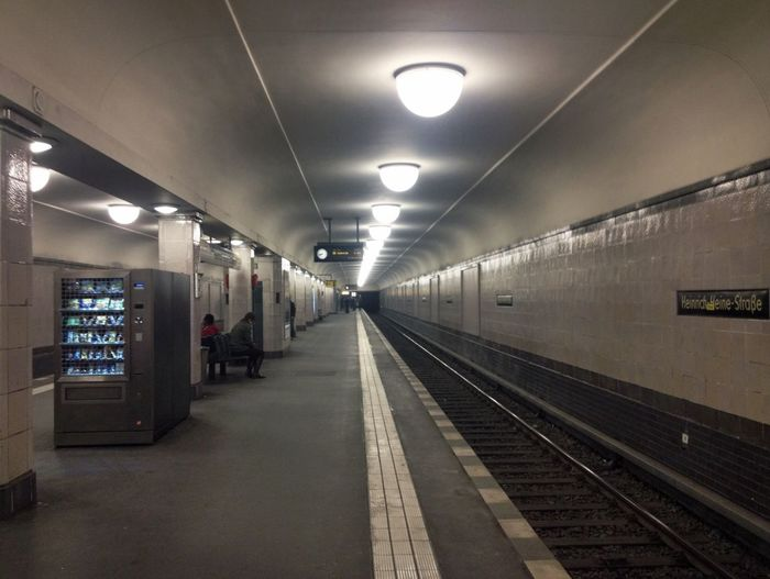 Notes From The Underground Berlin On The Run Subway