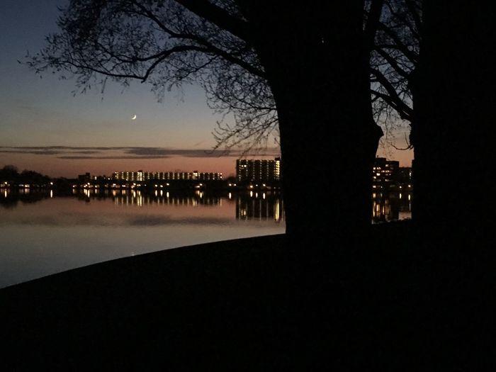 Mooie avond met