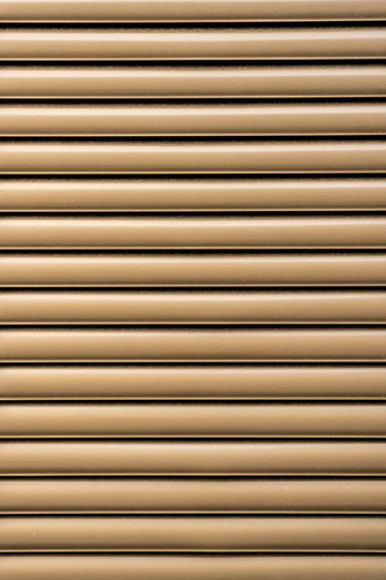 Golden background, window blinds. Golden Background Window Blinds Pattern Backgrounds No People Full Frame Close-up Metal Indoors  Shutter Security Repetition Textured  Closed In A Row Blinds Protection Safety Wall - Building Feature Day Window Store Iron Textured Effect