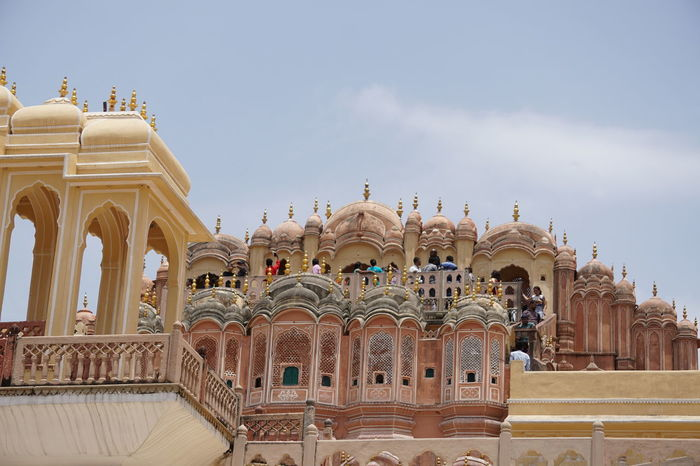 EyeEm Selects Ornate Travel Destinations Architecture Dome Sky History Outdoors Architectural Column No People Politics And Government Day Summer Close-up Travel Jaipur Tourist Place Enjoy The Little Things Jaipur Rajasthan Getty Images Happiness Vacations Scenics Heat - Temperature Architecture Traditional Architecture