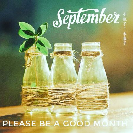 Hello September! :) Please be a good month Enjoying Life Hello September Backtoschool I Feel Good Hello World OpenEdit Quotes