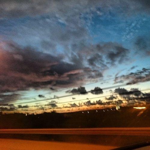 Nofilter Taveiro Coimbra Sun Sunset Sol Céu Cielo Sky Clouds Cloud Winter Inverno